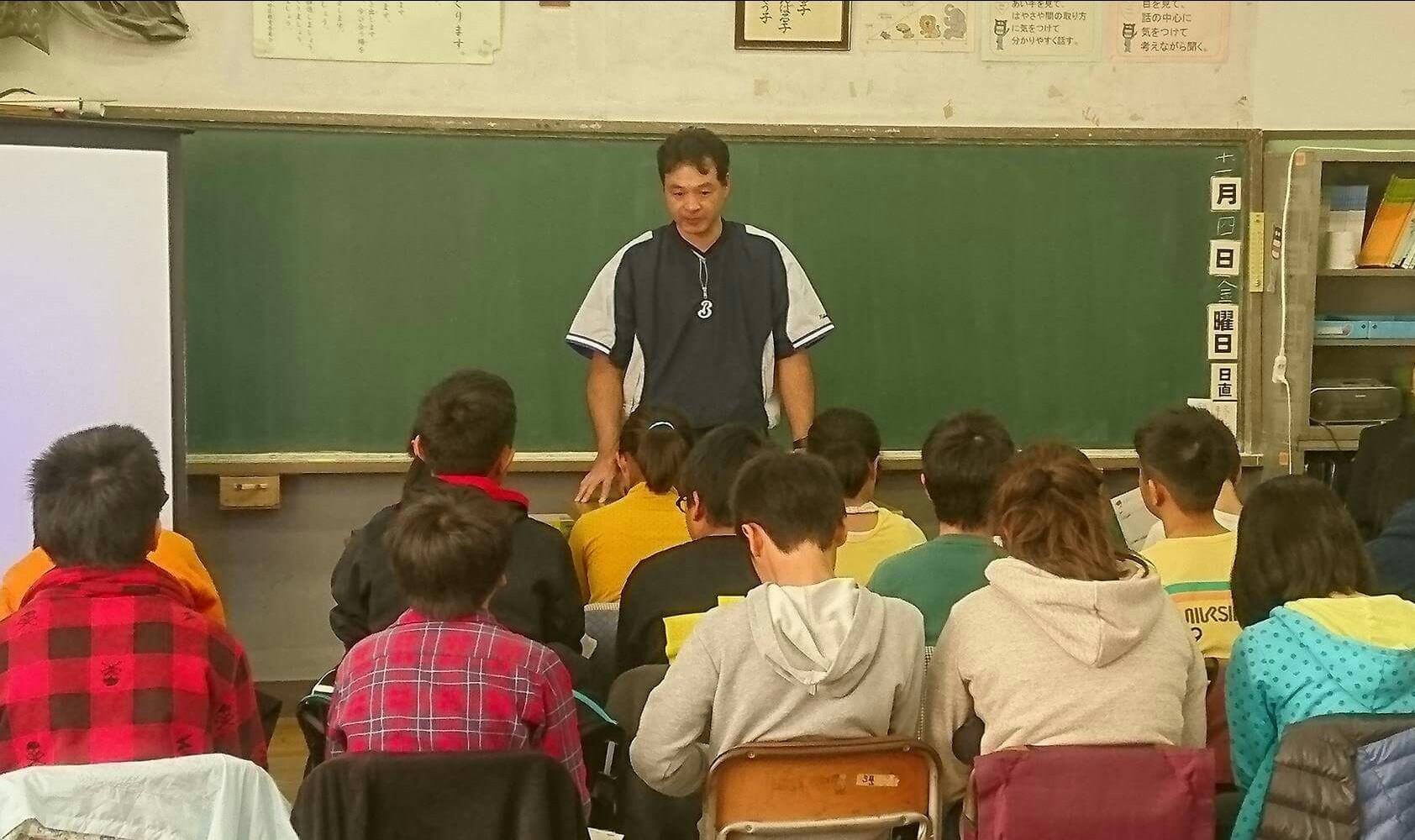 おおた助っ人「キャリア教育授業」@小学校 行ってきました。